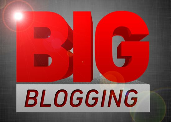Red Giant: Big Bloggin Begins!